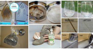 curatare cu bicarbonat si otet