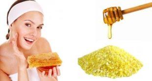 Beneficiile mierii pentru ten