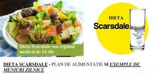 Meniuri Dieta Scarsdale