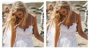 Model rochie de mireaa din dantela