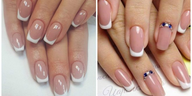 Unghii French Nail Glass Si Ultimul Trend Manichiura Negative Space