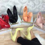 Colectie pantofi stiletto culori la moda