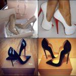 Pantofi stiletto vs pantofi cu platforma