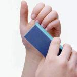 1.2 Tratare unghii cu buffer