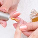 1.5 Tratare unghie cu ulei