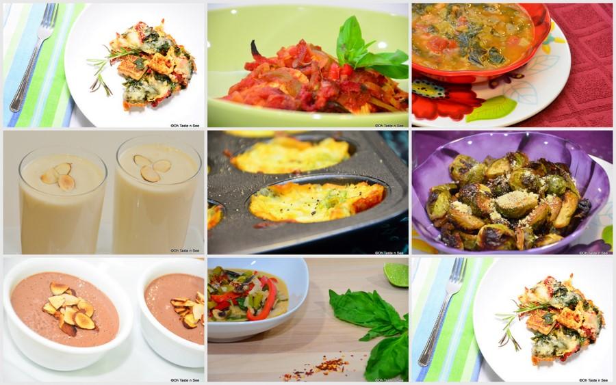 Exemple de retete pentru dieta Dukan