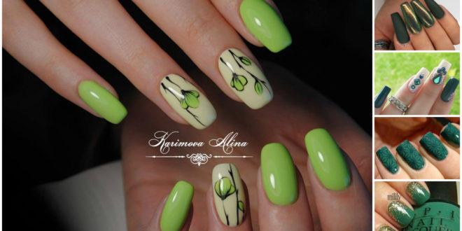 Modele Unghii Verde Smarald Pentru O Vacanta De Vis Sfaturi Si
