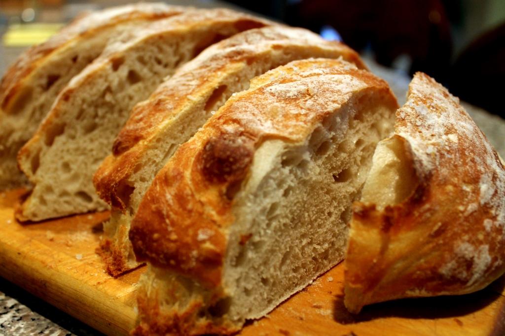 reteta paine facuta in casa