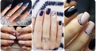 Modele unghii de iarna