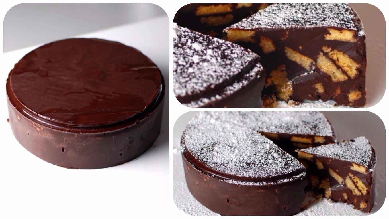 Reteta tort biscuiti